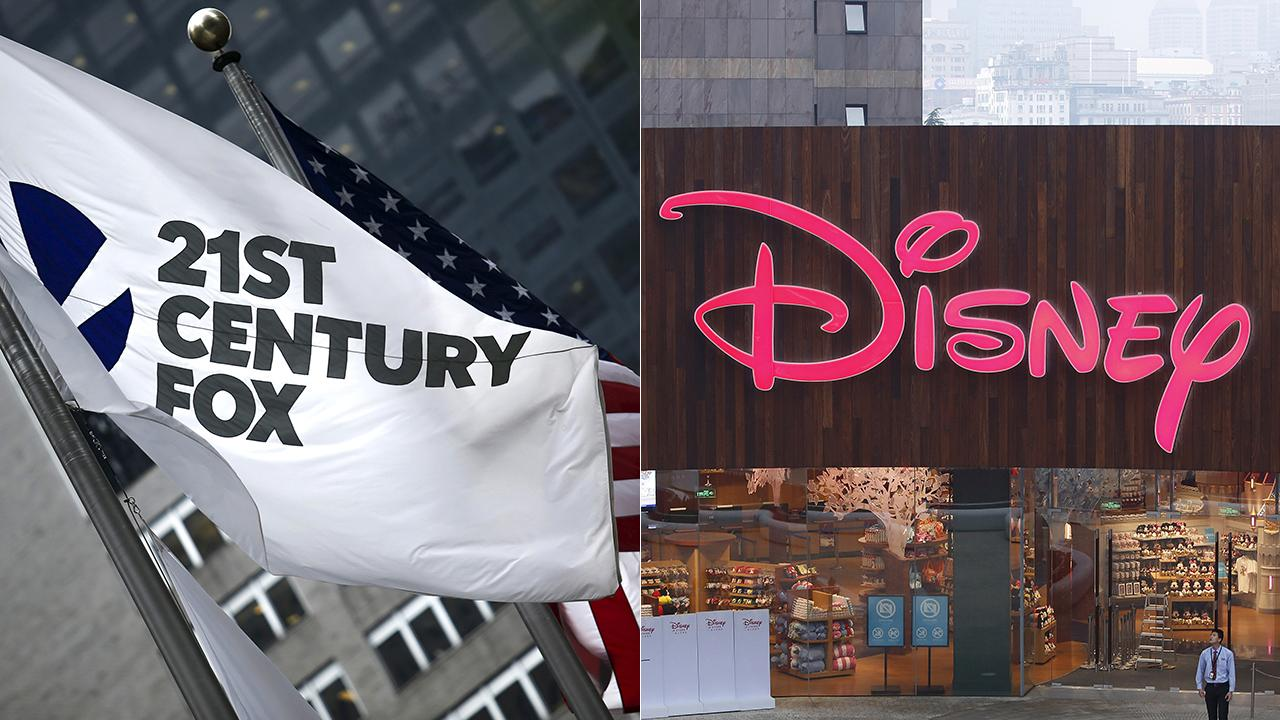 FOX Business' Charlie Gasparino reports on Disney finalizing deal for 21st Century Fox assets