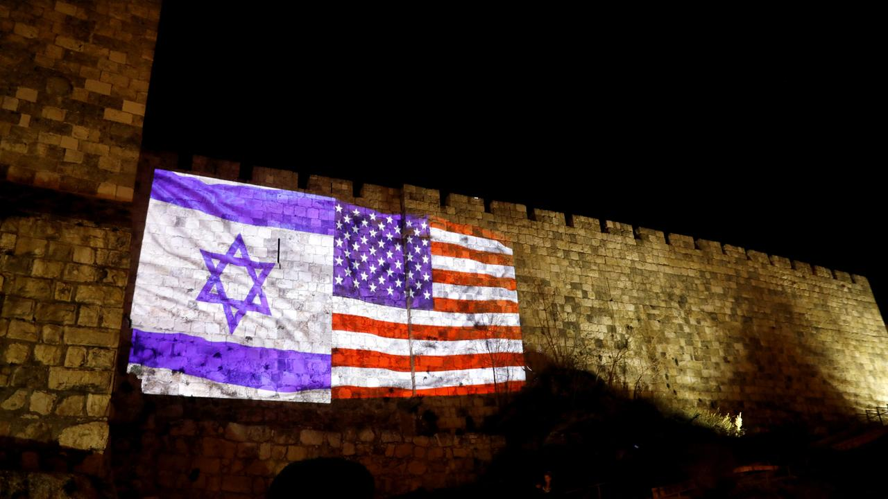 Former Israeli ambassador to the U.S. Daniel Ayalon reacts to President Donald Trump's decision to relocate the U.S. embassy in Israel from Tel Aviv to Jerusalem and his recognition of Jerusalem as the capital of the Jewish state.