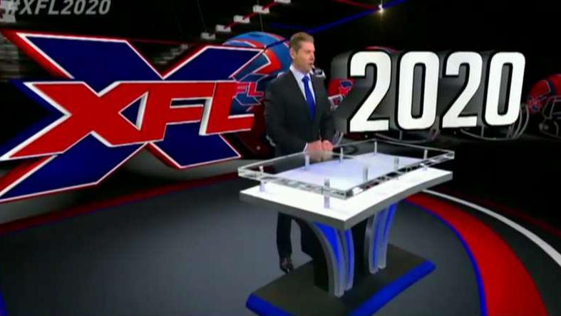 Former XFL Development Team Member and former WWE executive Bruce Prichard discusses the launch of a new version of the XFL by Vince McMahon.