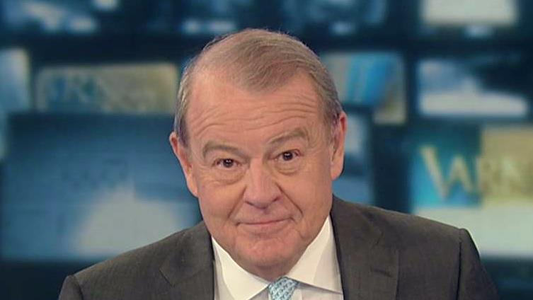 FBN's Stuart Varney says businesses such as Apple are using extra tax deal money responsibly.