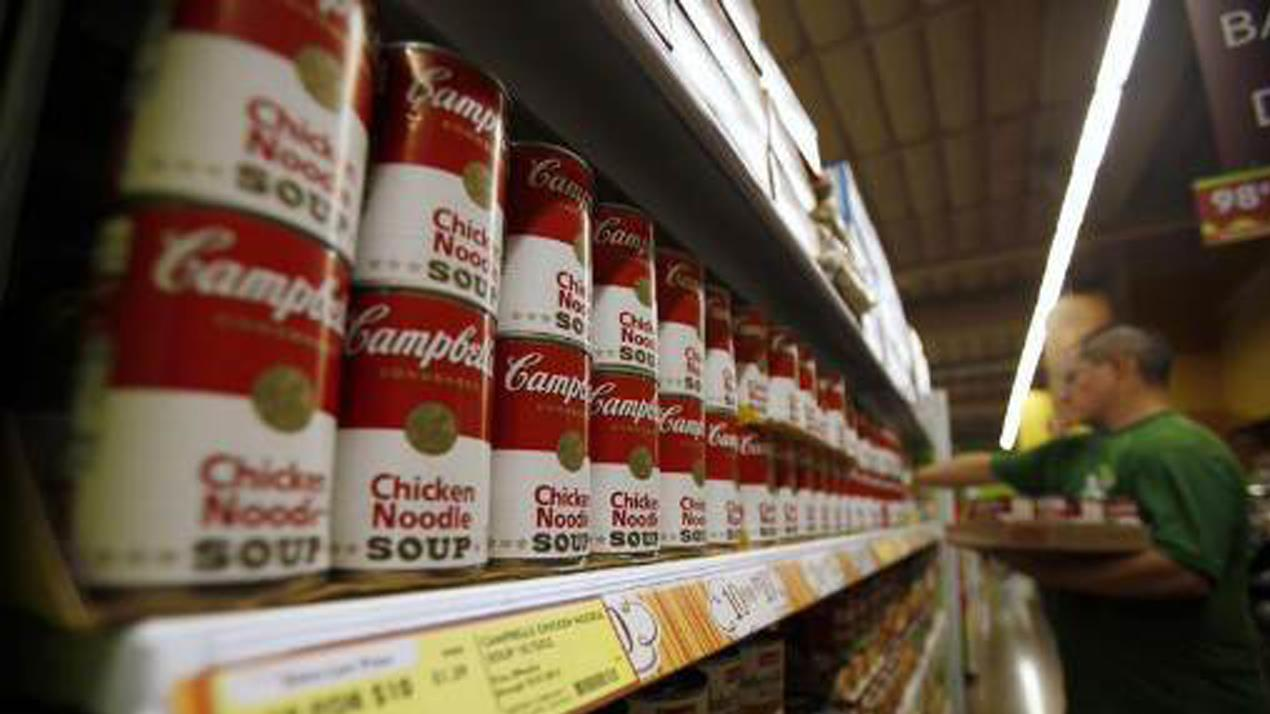 Campbell Soup CEO Denise Morrison on the tax reform package, the company's acquisition of Snyder's-Lance and the trends in how consumers eat.