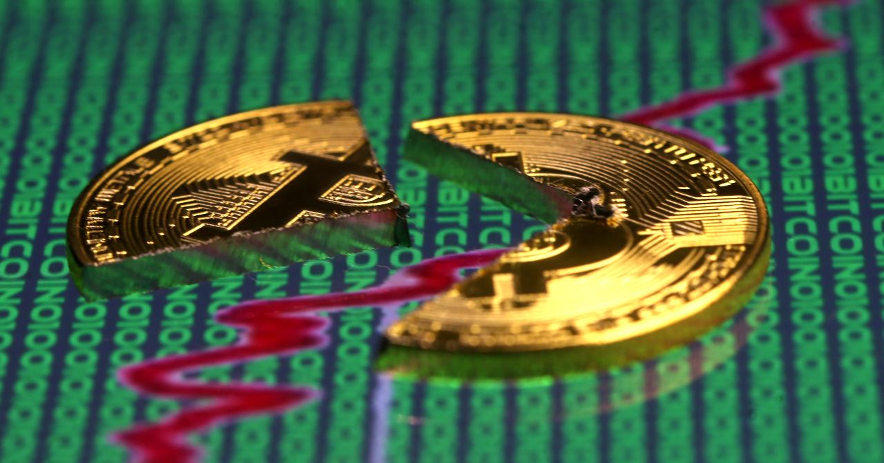 The cyrptocurrency Bitcoin took a massive hit, trading below $10,000; losing more than $30 billion in value in just 24 hours. Here's why.