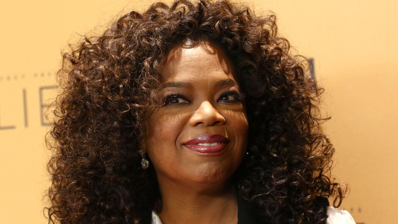 FBN's Stuart Varney on the possibility of Oprah Winfrey running for president in 2020.
