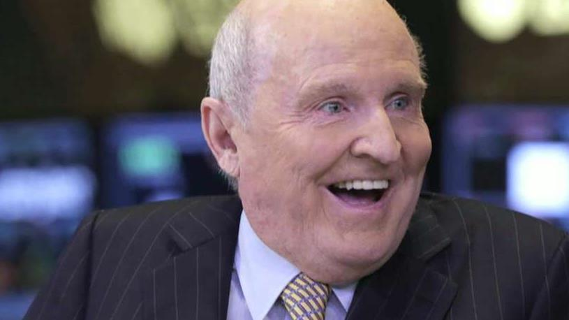 Sources tell FOX Business' Charlie Gasparino that former General Electric Chairman and CEO Jack Welch is said to be apoplectic over the company's problems as shares drop.