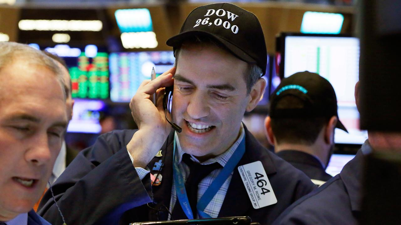 Market experts weigh in on what has been driving the markets and the Dow closing above 26,000 for the first time.