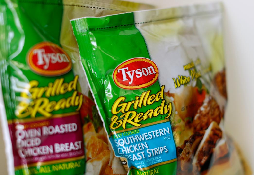 Tyson Foods CEO Tom Hayes on the impact of tax reform, NAFTA, and topping Fortune's list for 'most admired' in food production.