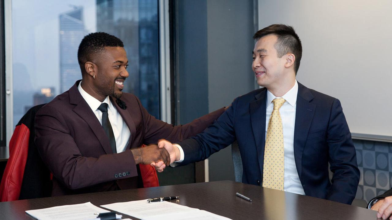 R&B singer Ray J discusses his multimillion dollar deal with Cowboy Wholesale to launch and what the singer has learned since starting his own business.