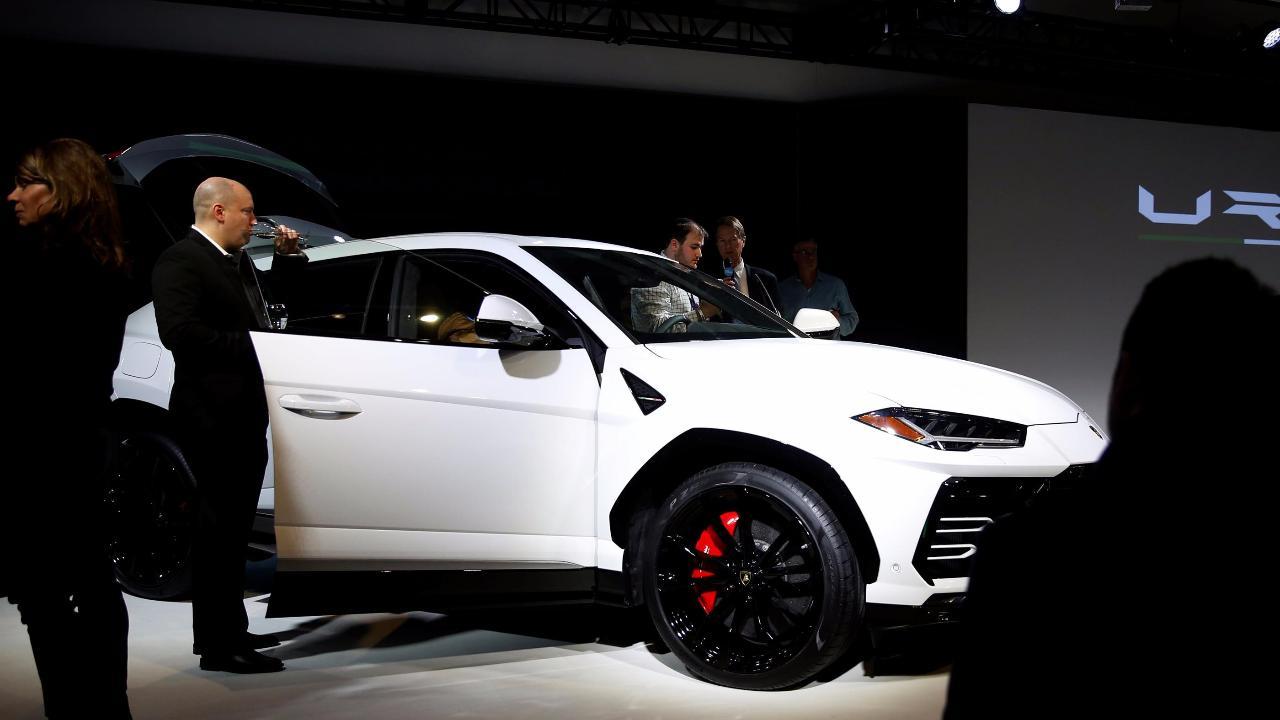 Lamborghini America COO Alessandro Farmeschi on its first-ever super SUV.