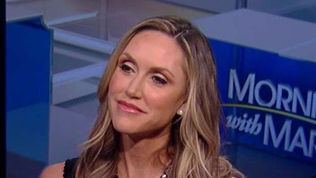 President Trump's daughter-in-law Lara Trump on Steve Wynn resigning as RNC chair, the president's State of the union address and his 'America First' agenda.