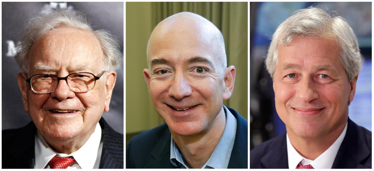 Amazon, Berkshire Hathaway, and JP Morgan Chase announced a new joint venture to tackle the health care industry. Between the three companies, 1.1 million people are employed. The new company looks to use technology to simplify its workers' health care.
