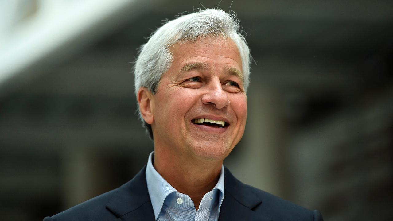 JPMorgan CEO Jamie Dimon discusses the importance of passing infrastructure reform and why Democrats won't have a chance in 2020.