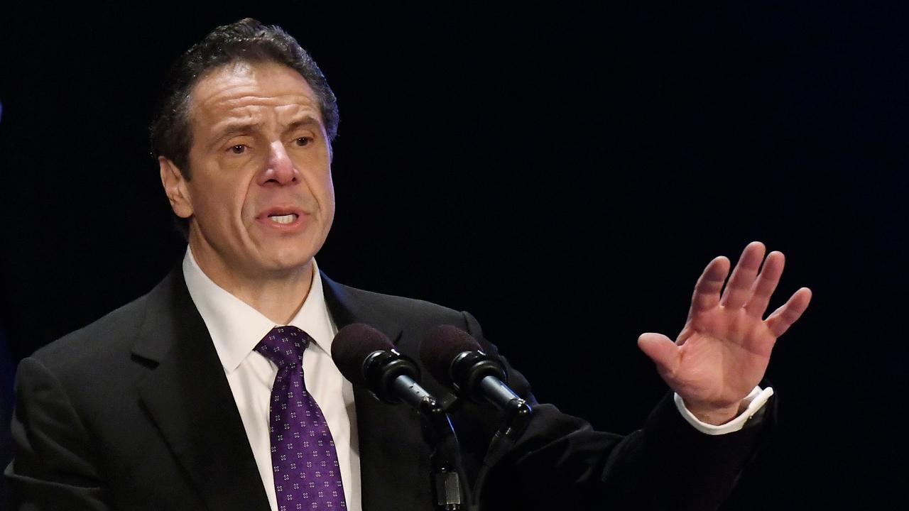 "Former. Lt. Gov. of New York Betsy McCaughey discusses New York Gov. Andrew Cuomo's lawsuit to stop the tax reform law from going into effect, calling his argument that the bill is ""unconstitutional"" is ""laughable."""