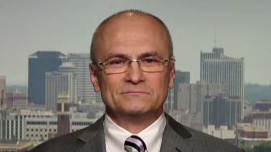 Fmr. CKE Restaurants CEO Andy Puzder says Politico's claims about him re-entering the White House are false.