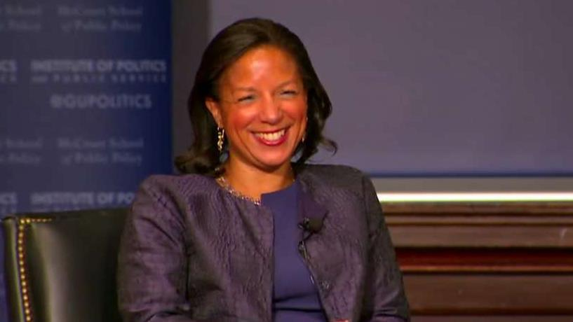 Former national security adviser Susan Rice sent an email to herself on Trump's inauguration regarding President Obama's guidance on the Russian investigation, according to Senate Judiciary Committee members.