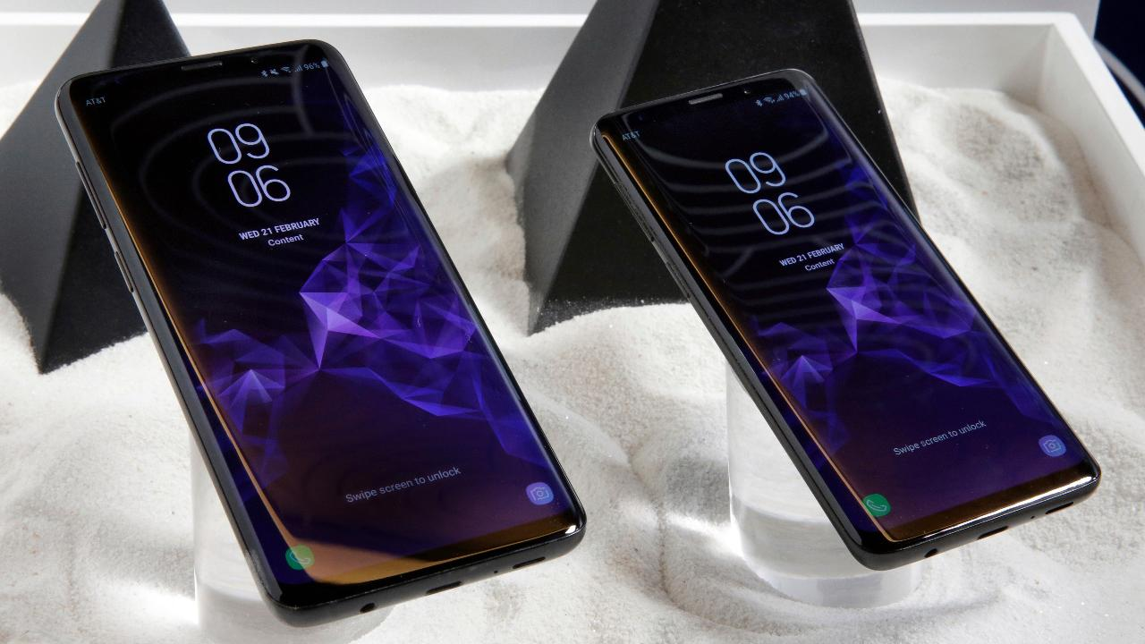 Tom's Guide editor-in-chief Mark Spoonauer on the new Samsung Galaxy S9.