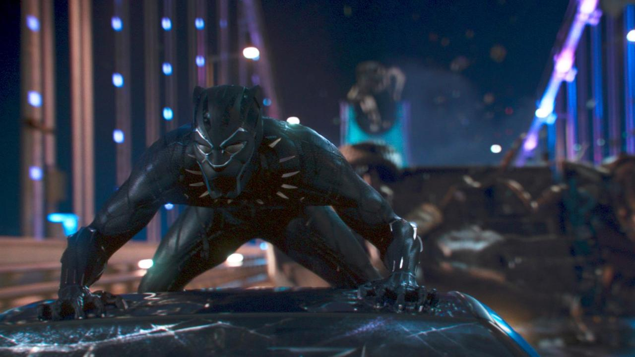"National Association of Theater Owners CEO John Fithian on the success of the movie ""Black Panther."""
