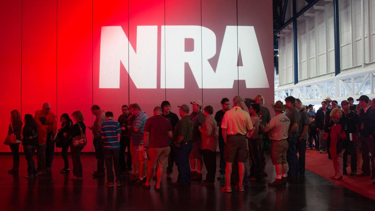 FBN's Stuart Varney on the calls to boycott the NRA.