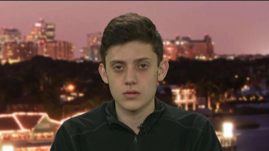 Marjory Stoneman Douglas High School junior Kyle Kashuv on the fallout over deputies not entering the school during the shooting, the impact of violent video games and movies and the need for more mental health support at schools.