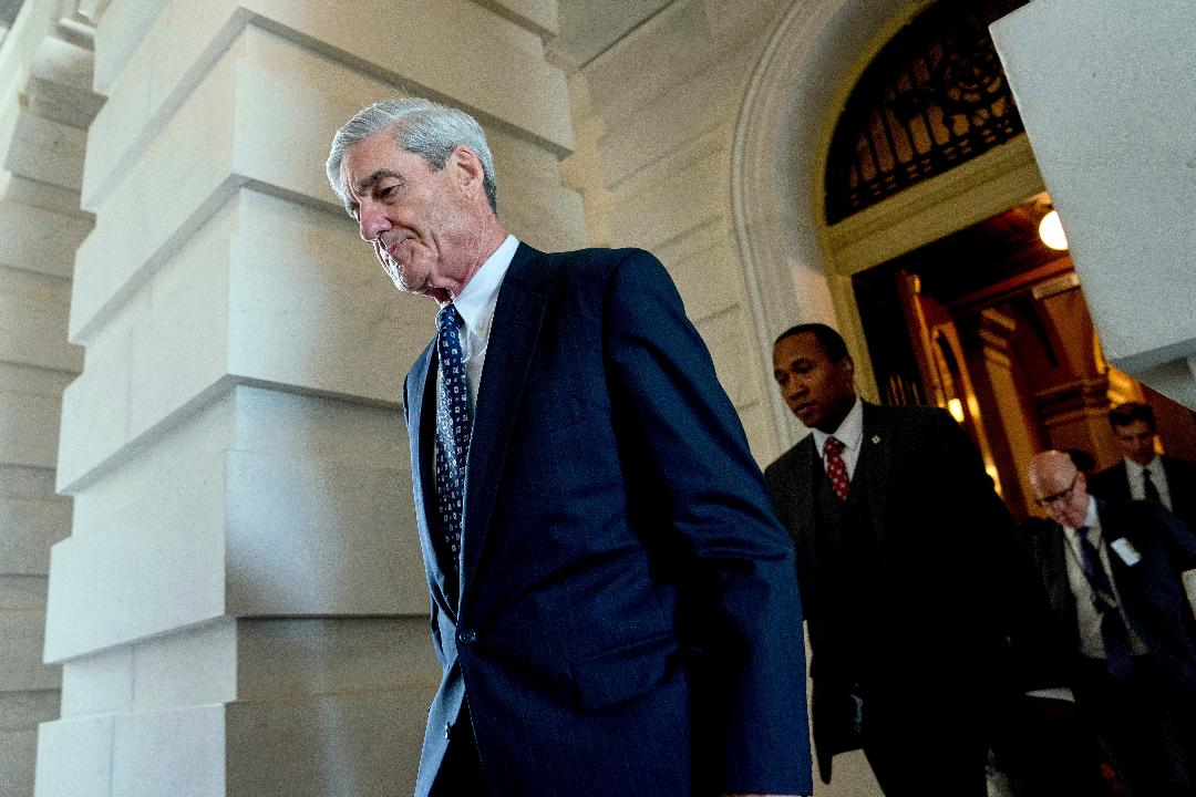 Mueller files new charges against Gates, Manafort