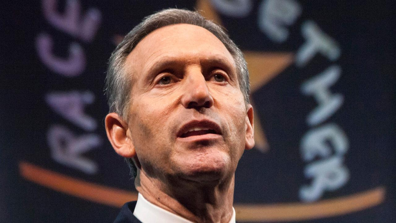 Starbucks Executive Chairman Howard Schultz on the U.S. economy, the impact of the tax reform legislation.