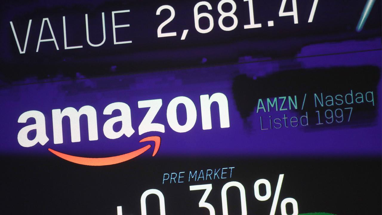 FBN's Ashley Webster and tech journalist Lance Ulanoff react to Amazon releasing its fourth quarter earnings.