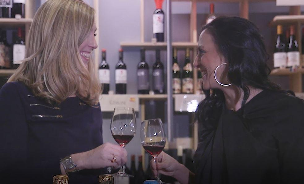 How Lindsay Andrews and Lara Crystal, two powerful female entrepreneurs, are disrupting the booze industry with Minibar Delivery, an alcohol delivery service and app