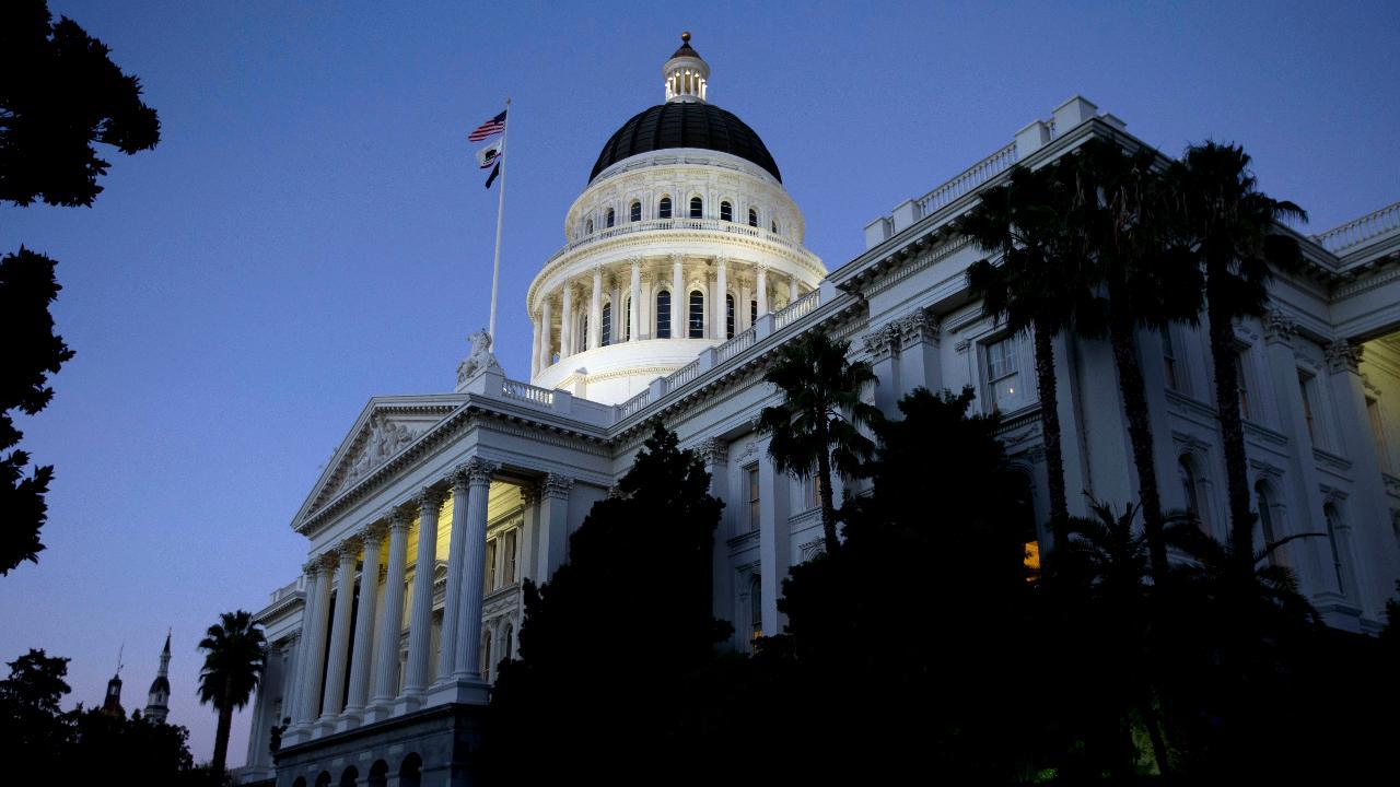 FBN's Stuart Varney on leftist politicians' impact on California.