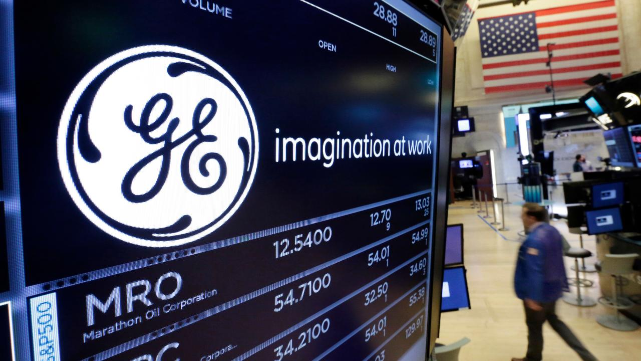 FBN's Tracee Carrasco on General Electric announcing it will restate the last two years of earnings as it adopts new accounting standards.