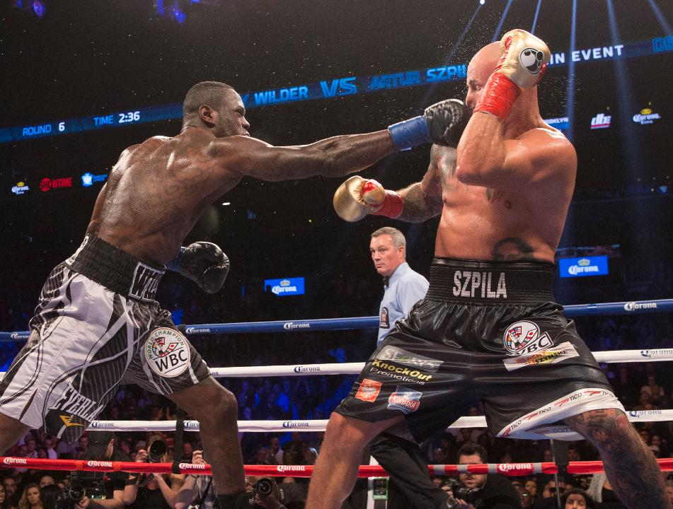 Boxing is having a comeback says Brooklyn Sports & Entertainment CEO Brett Yormark. Ahead of WBC heavyweight champion Deontay Wilder's big fight against Luis Ortiz, Wilder and Yormark talk about the future of the sport.
