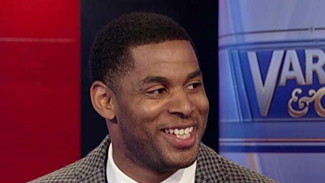 Former New Orleans Saints wide receiver Marques Colston on partnering with Columbia University to help athletes invest.