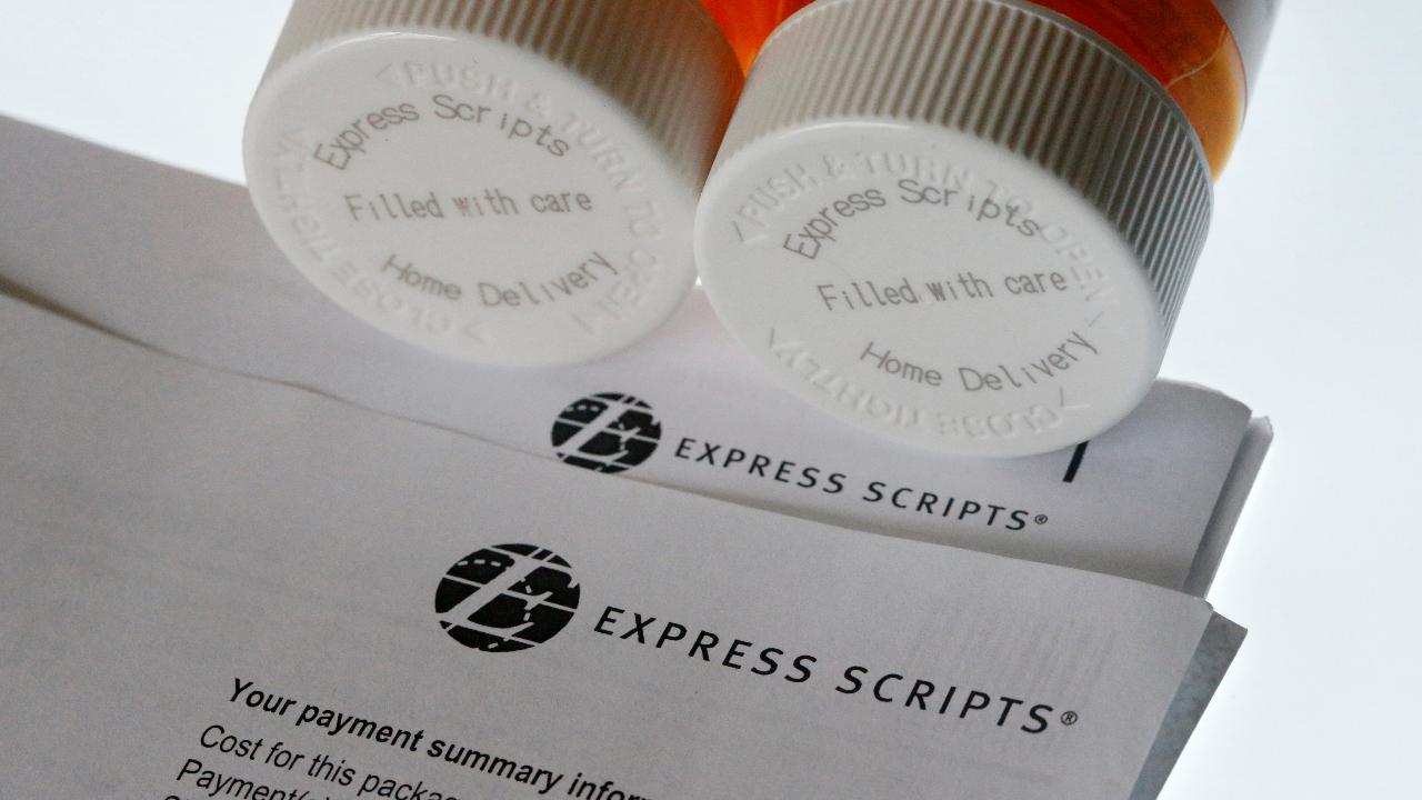 FBN's Cheryl Casone on Cigna's deal to buy Express Scripts.