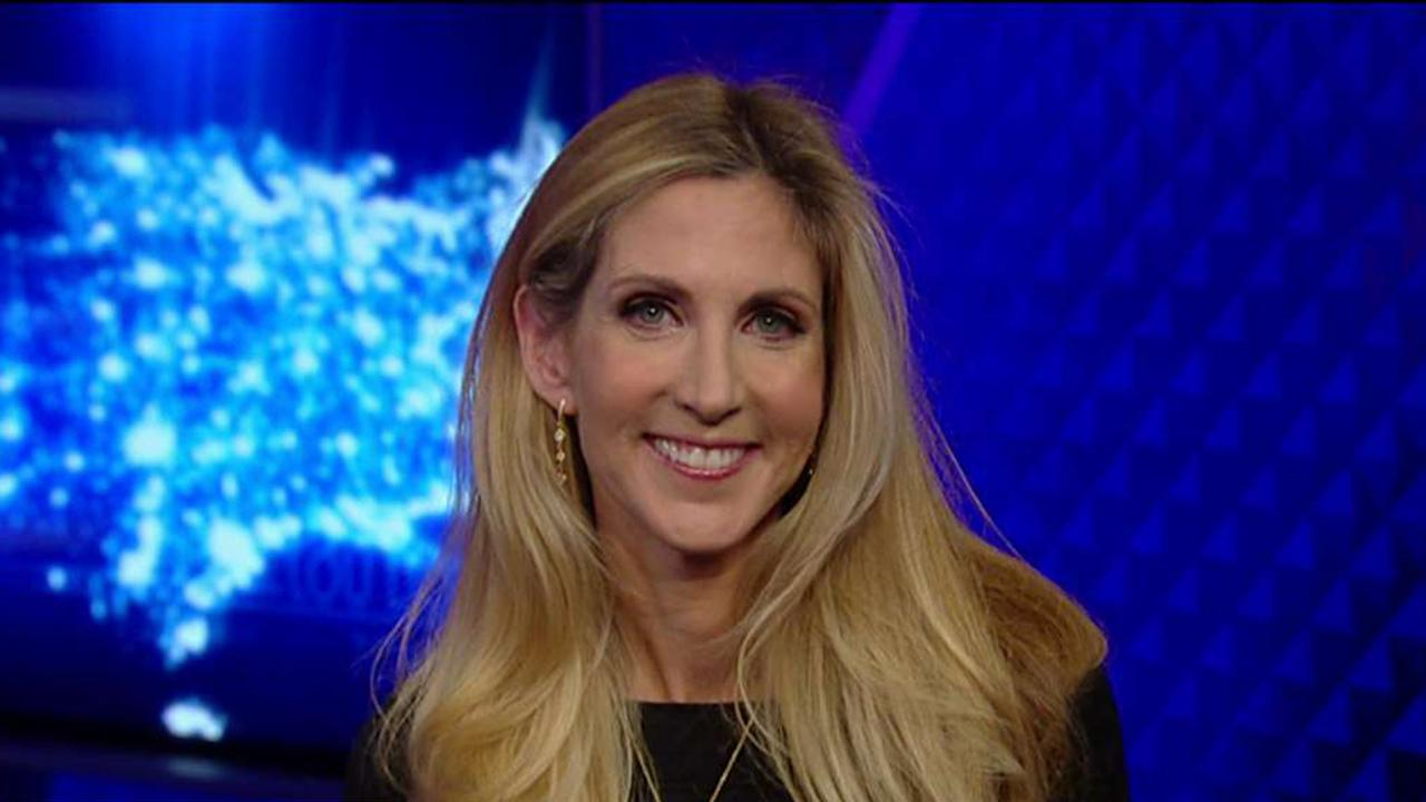 Political commentator Ann Coulter on the importance of building a southern border wall and how the White House has failed to aide President Trump with immigration reform.