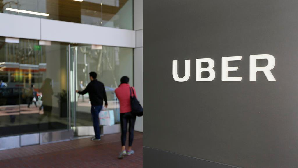 Egypt court has ordered Uber to cease operations, according to Reuters. FBN's Maria Bartiromo with more.