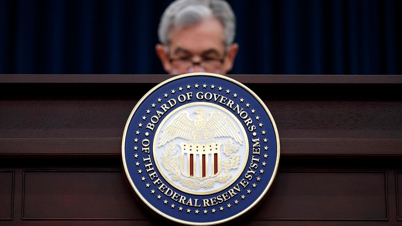 Stern NYU professor of economics Nicholas Economides and former Richmond Fed senior economist Ward McCarthy on Federal Reserve Chairman Jerome Powell's first press conference and the market's reaction to the interest rate hike.