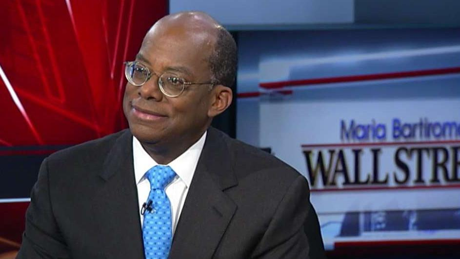 TIAA CEO and President Roger W. Ferguson Jr. discusses the driving factors that are pushing the U.S. and world economies to positive levels.