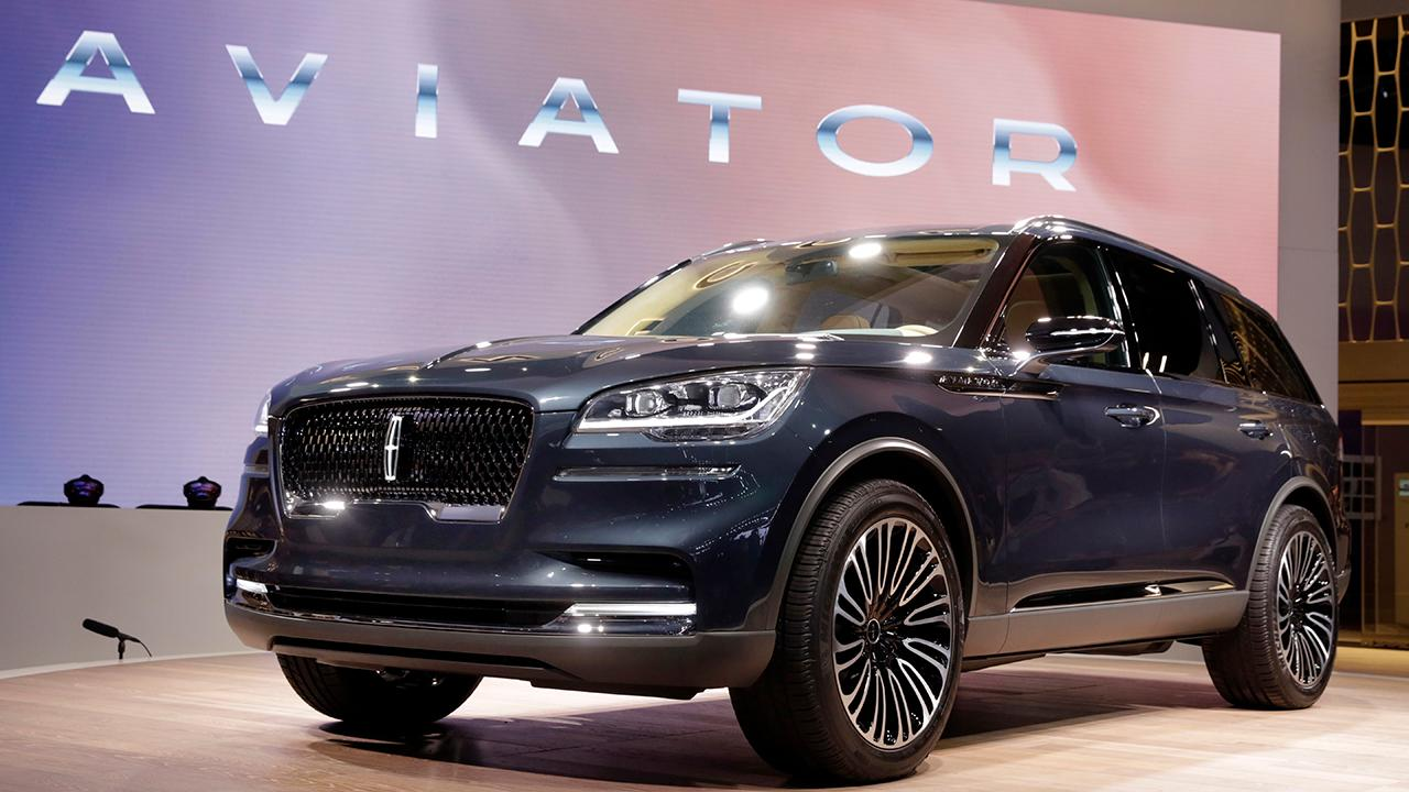 FBN's Jeff Flock on the new Lincoln Aviator SUV and the future of driverless cars.