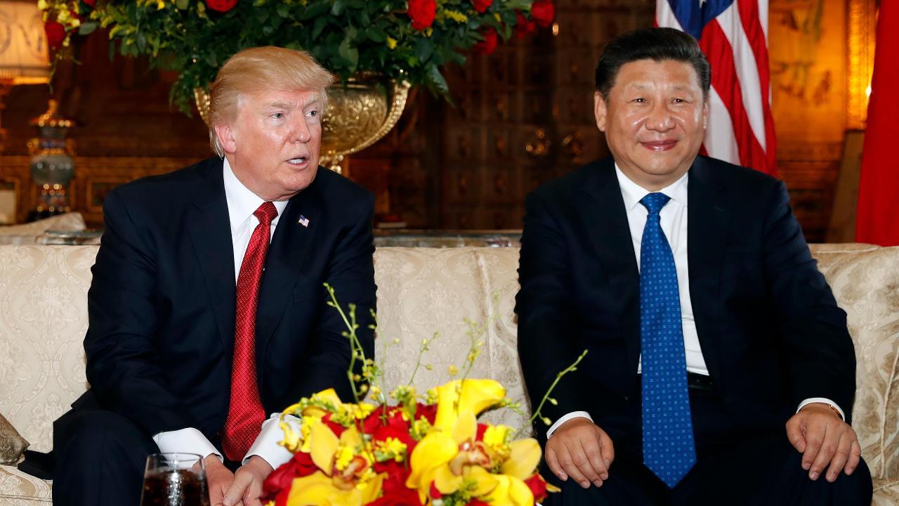 WSJ editorial board member Mary Anastasia O'Grady, Fox News contributor Deneen Borelli and FBN's Charlie Gasparino on the potential effect of President Trump's trade policy.