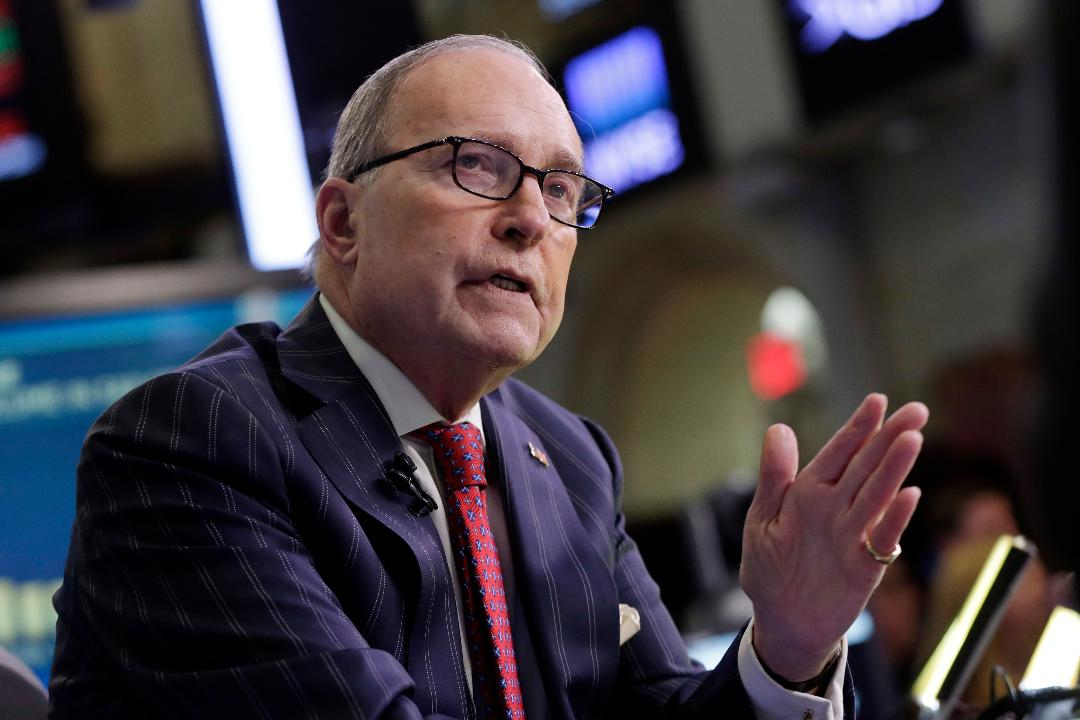 David Smick, former economic advisor to President Reagan, reacts to an indication by Larry Kudlow, President Trump's new top economic adviser, that the White House is preparing a larger round of tariffs against China.