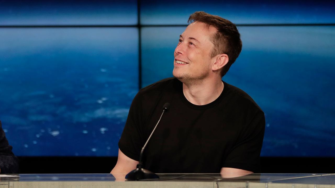 President Trump cites Tesla CEO Elon Musk's tweet to the president over having unfair trade policies with China.