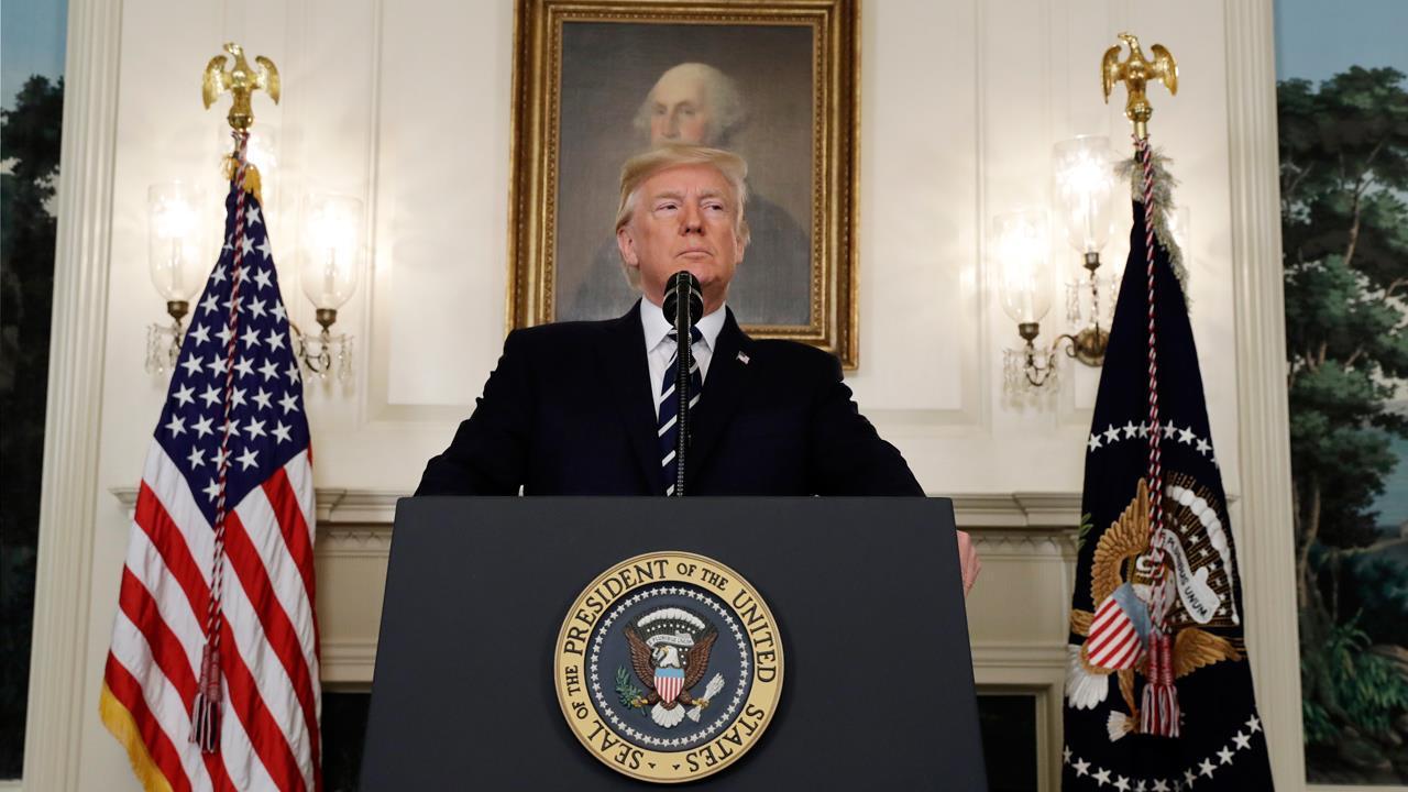 FBN's Stuart Varney on President Trump's push for immigration reform.