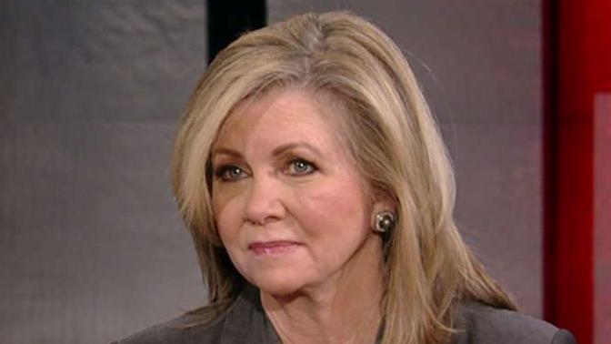 Congress aims to pass a six-month budget to avoid a government shutdown. Rep. Marsha Blackburn (R-TN) with more.