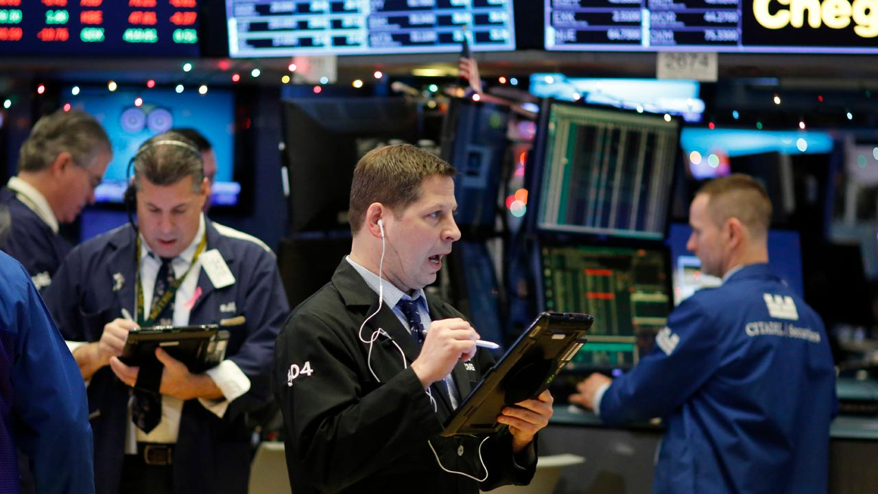 After stocks rebounded amid the Trump tariffs, FBN's Charles Payne discusses what stocks investors should keep their eyes on.