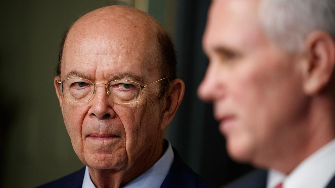 U.S. Commerce Secretary Wilbur Ross discusses President Trump's strategy to renegotiate the NAFTA trade deal.