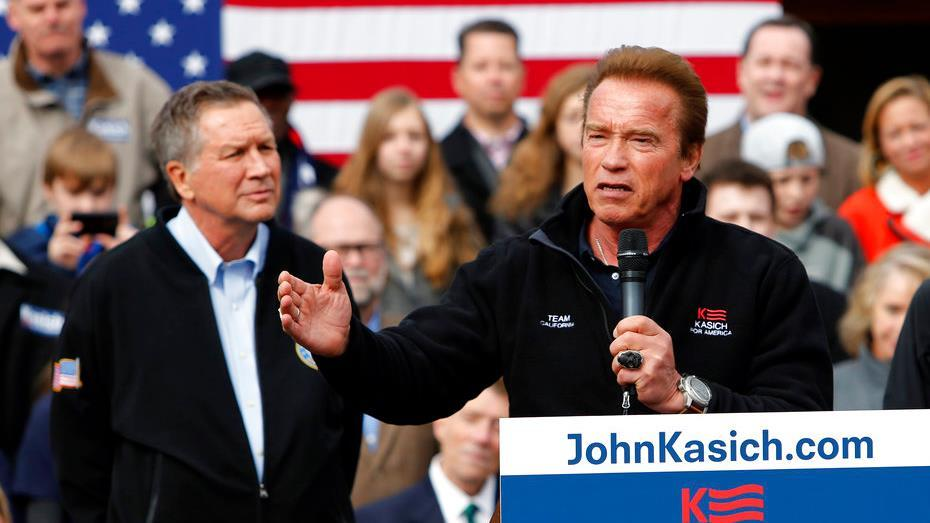 Former California Gov. Arnold Schwarzenegger and Ohio Gov. John Kasich are trying to revive the Republican Party in California. Rep. Dana Rohrabacher (R-Calif) weighs in.