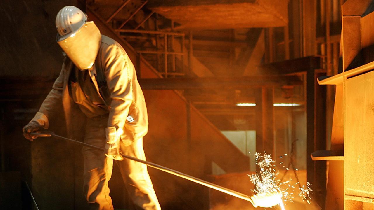 Nucor Corp. CEO John Ferriola on President Trump announcing tariffs on aluminum and steel.