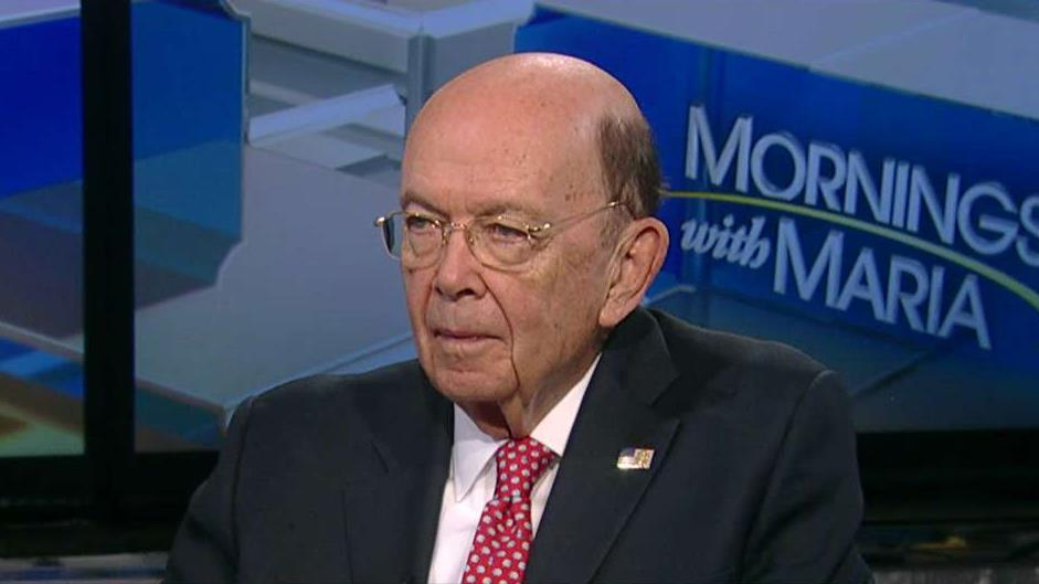 Commerce Secretary Wilbur Ross on the aluminum and steel tariffs, trade talks with Europe, efforts to renegotiate NAFTA, Saudi Arabian investment in the U.S. and plans to bring back the citizenship question in the 2020 Census.
