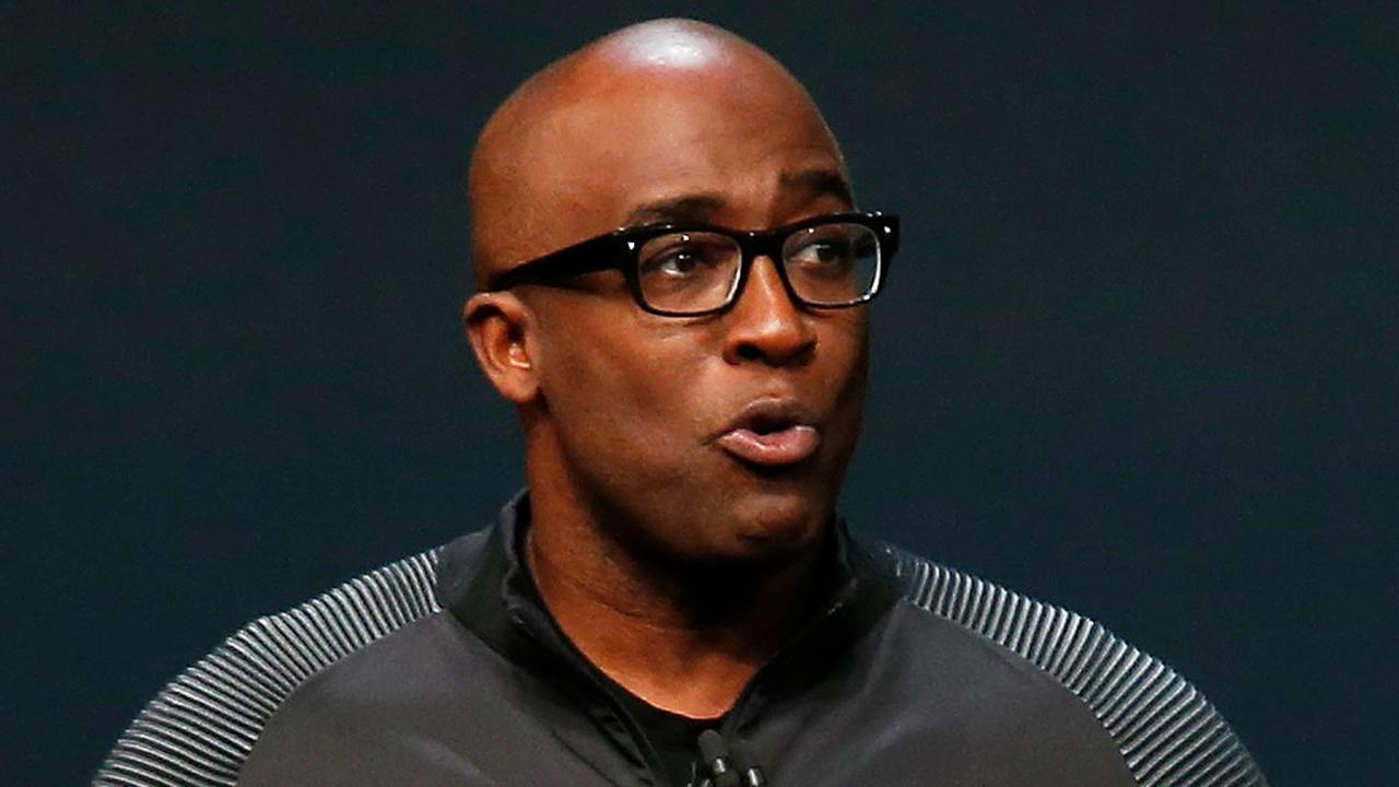 Fox Business Briefs: Nike's brand president Trevor Edwards will leave his post immediately, retire in August, after the company received complaints about inappropriate workplace behavior.