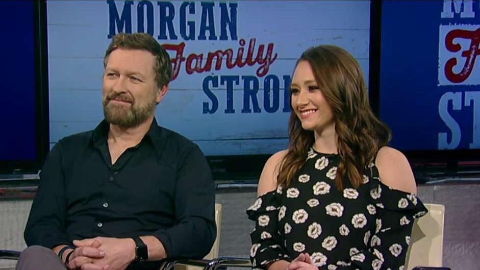 Country music star Craig Morgan and his daughter Aly Morgan Beaird on the Gallery at Morgan Farms and the challenges running a family business.