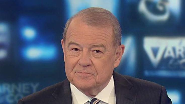 FBN's Stuart Varney on Hillary Clinton's comments about Trump voters.