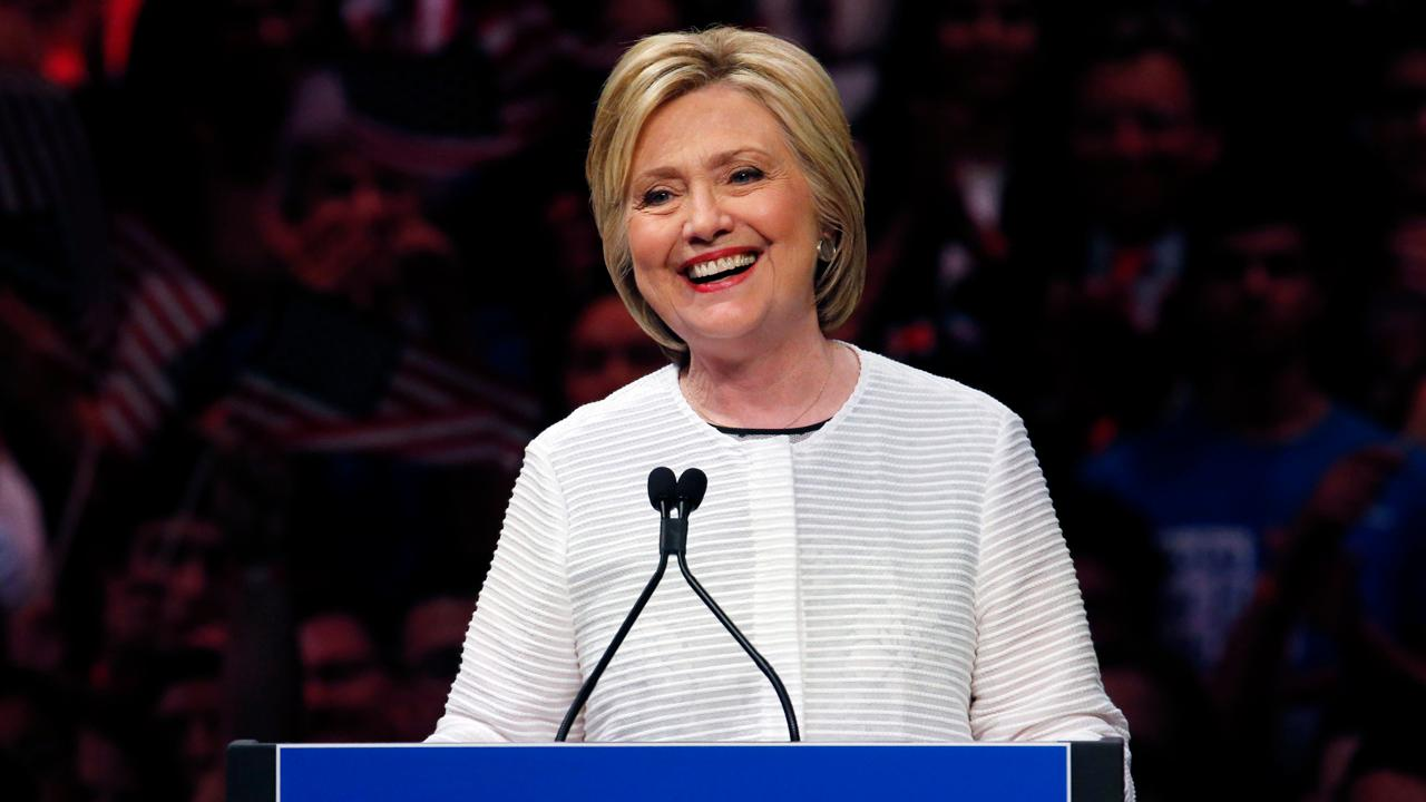 Fox News National Security strategist Sebastian Gorka discusses former presidential candidate Hillary Clinton doubling down on her comments toward women voters.
